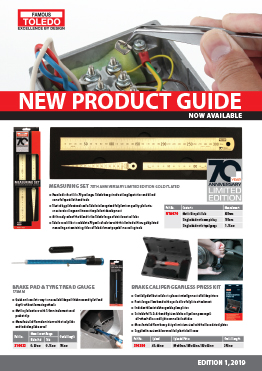 New Product Guide Edition 1 2019