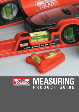 Toledo Measuring Catalogue