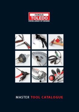 Master Tool Catalogue Index