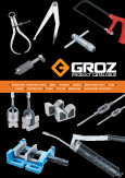GROZ Product Catalogue